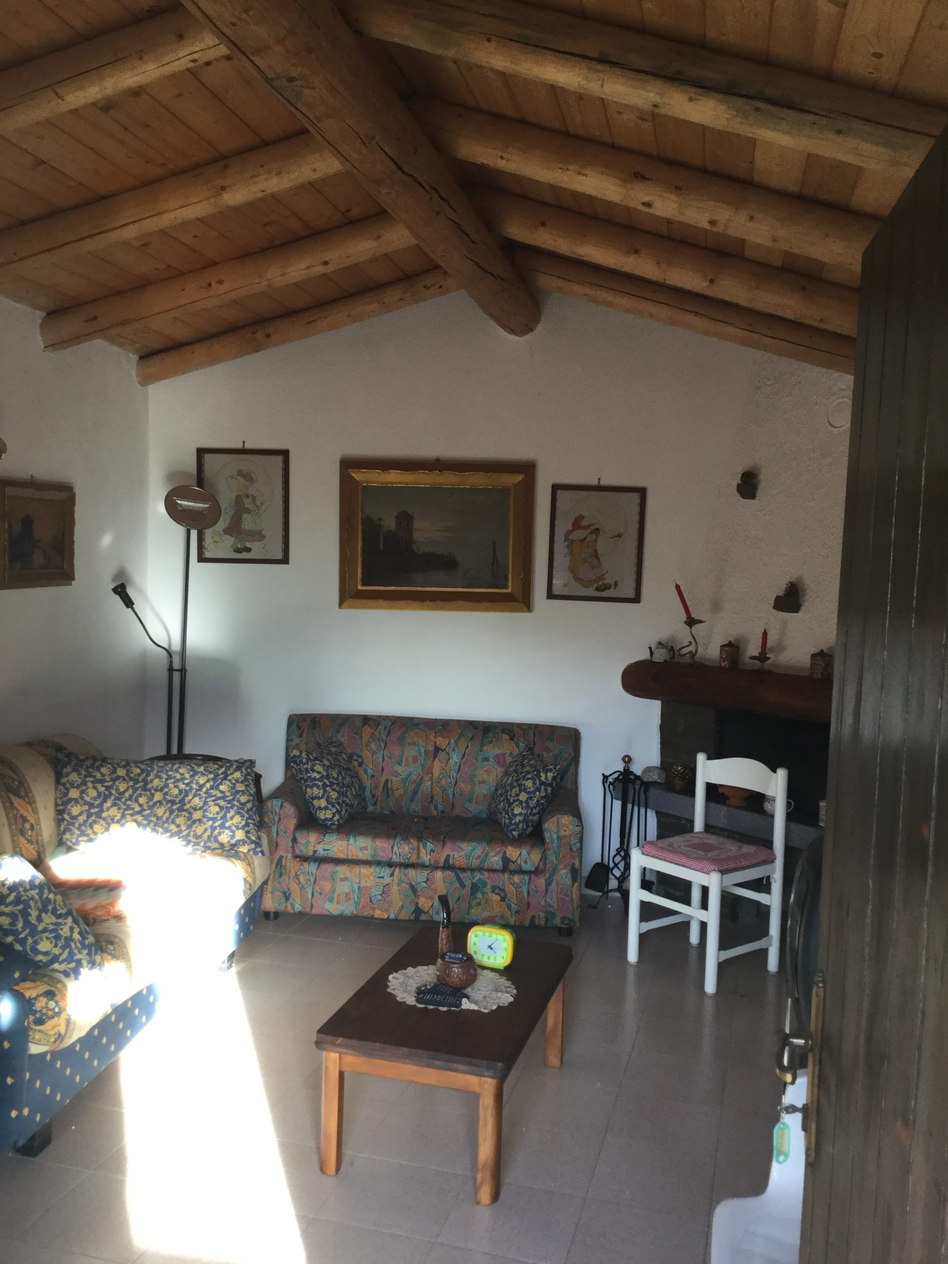 Zona Val Saviore a Berzo Demo casetta abitabile con giardino