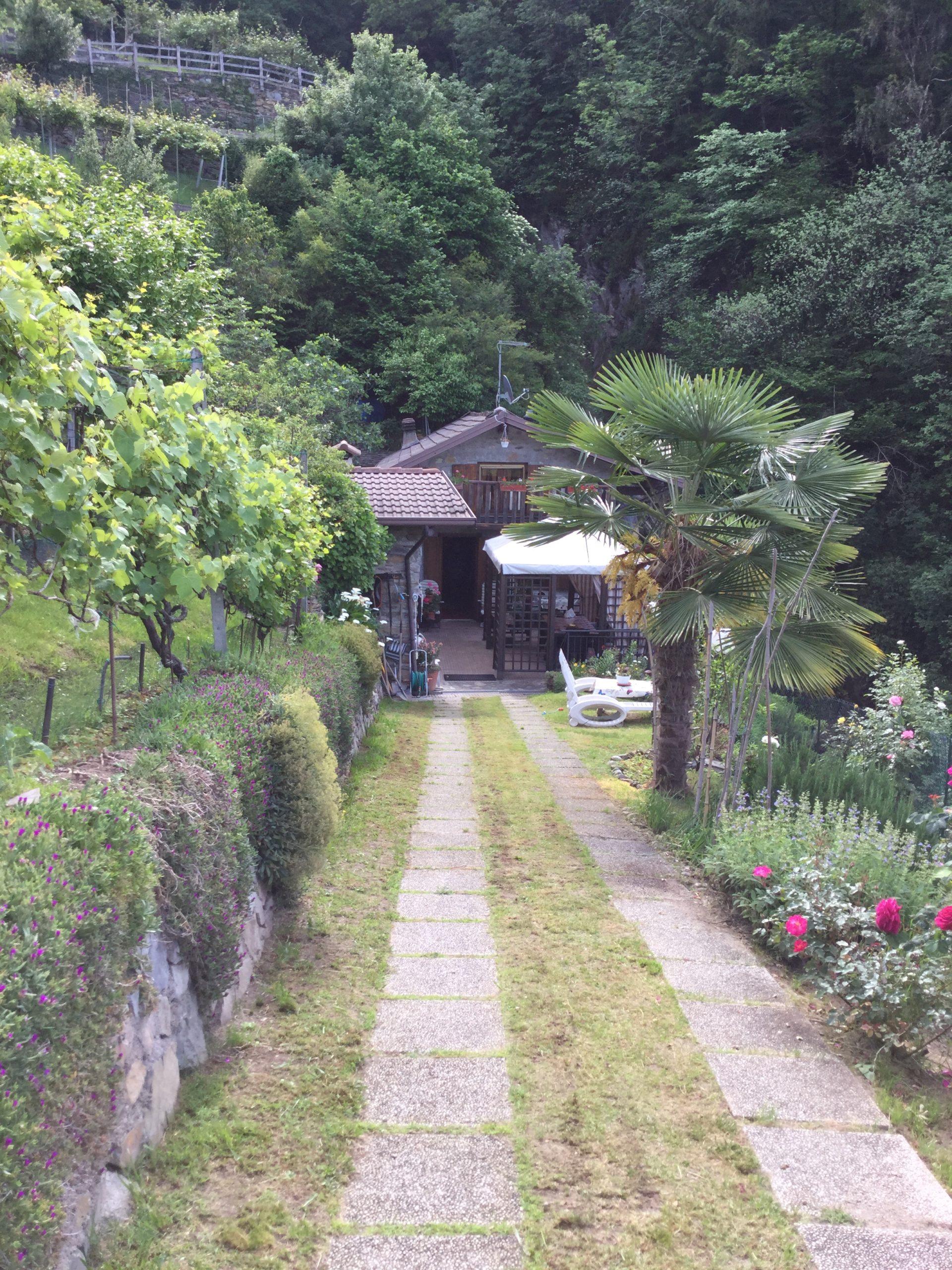 Media Valle Camonica mulino del 1800 ristrutturato